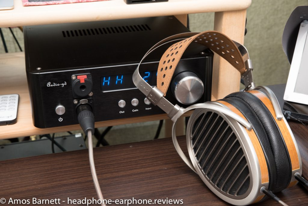 Audio-gd NFB-1AMP HiFiMan HE1000 V2