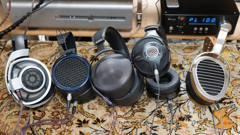 Focal Utopia Sony MDR-1R HiFiMan HE1000 V2 MrSpeakers Ether Flow