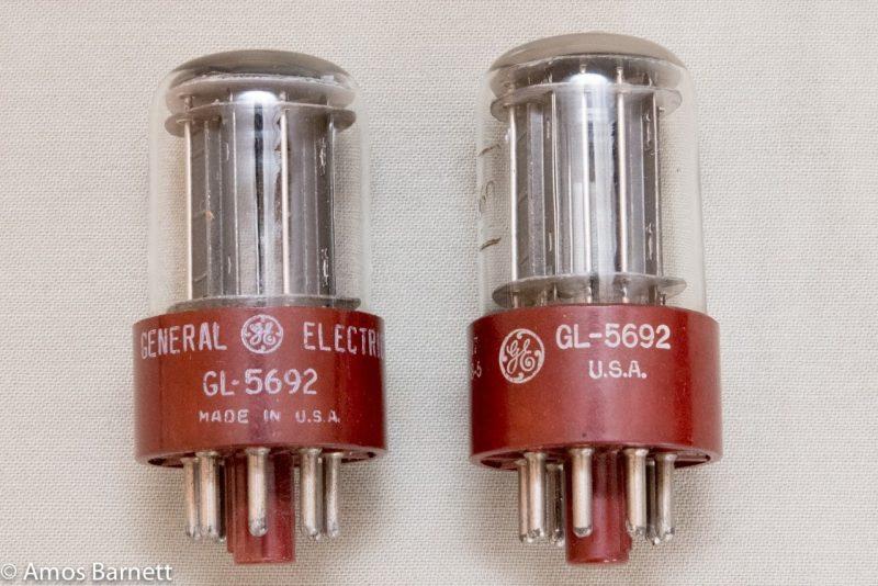 GE 5692 tubes