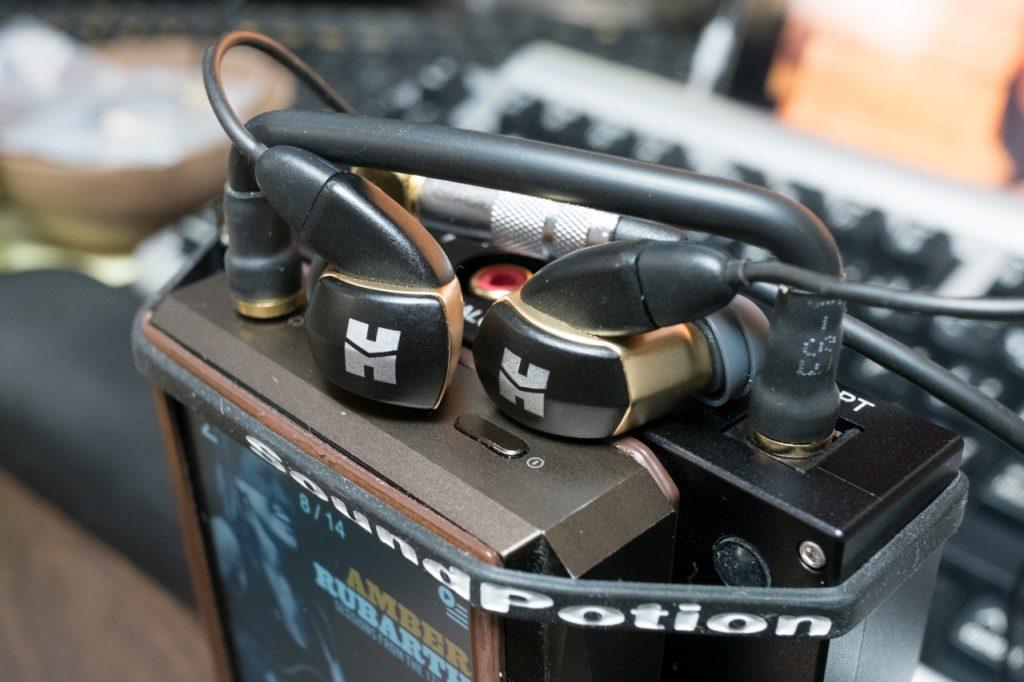 Chord Hugo 2 AK380 HiFiMan RE2000