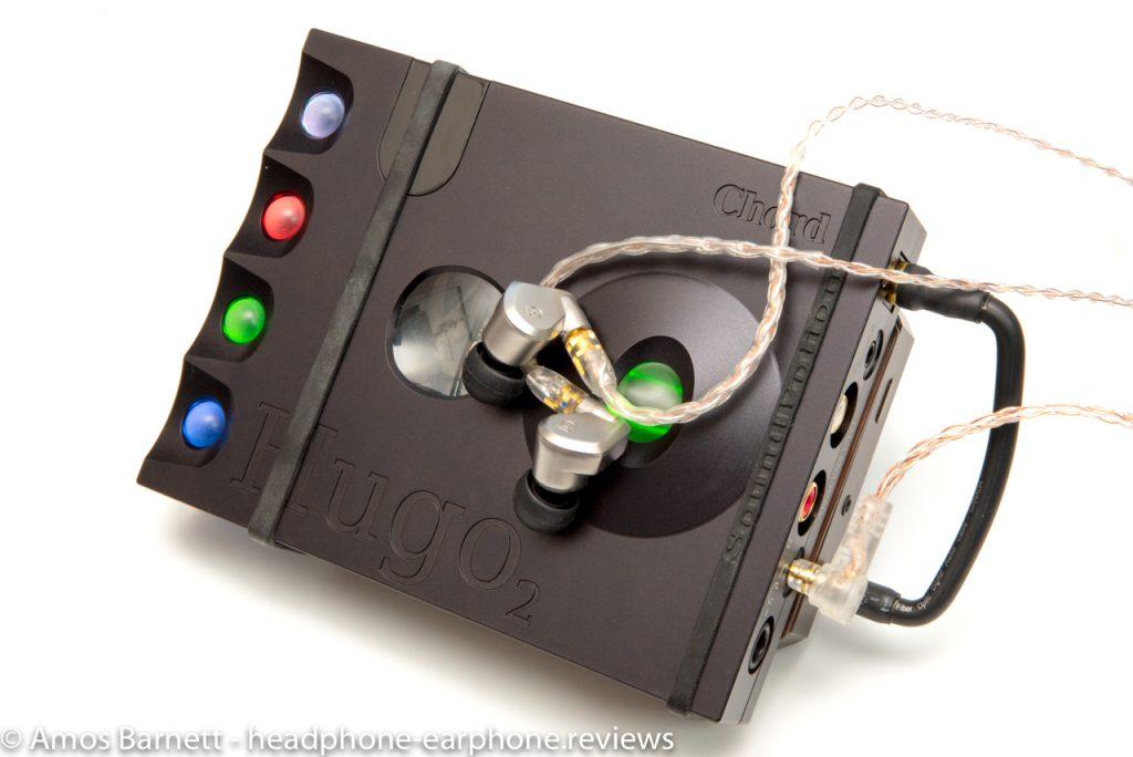 Chord Hugo 2 Campfire Audio Vega ALO Audio Reference 8