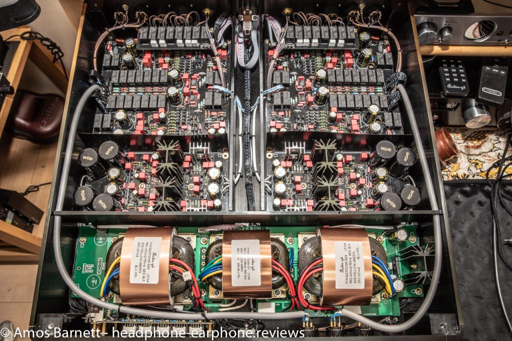 Audio-gd Master 9 inside