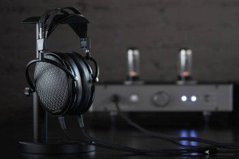 Audeze CRBN electrostatic headphones