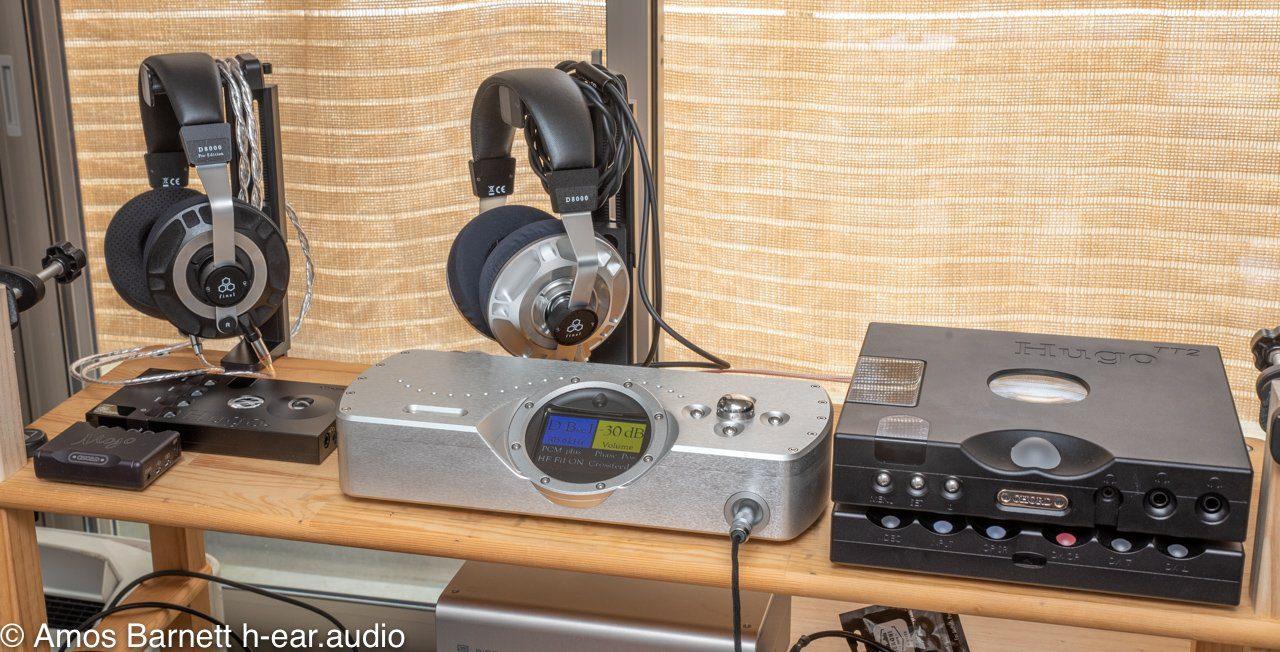Chord Mojo, Hugo 2, TT2, DAVE, MScaler, Final D8000 and Pro