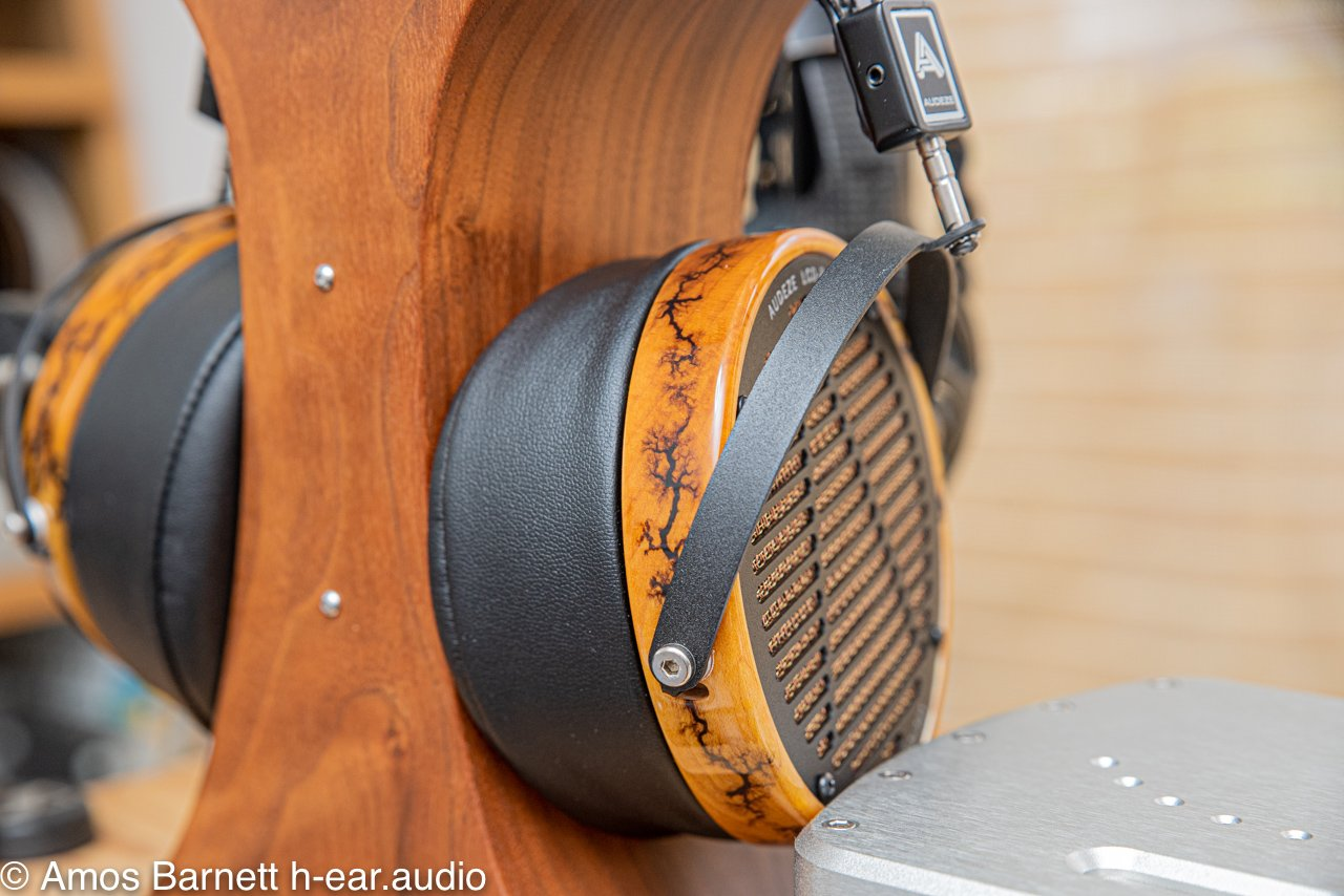 Audeze LCD-R and Chord DAVE