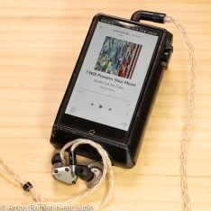 Cayin N6ii with Campfire Audio Ara IEMs