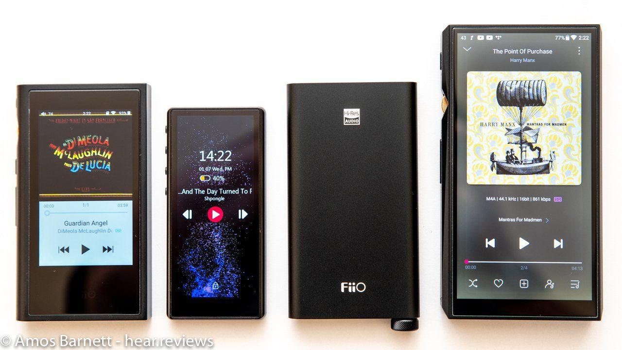 FiiO M9 M3 Pro Q3 M11 Pro