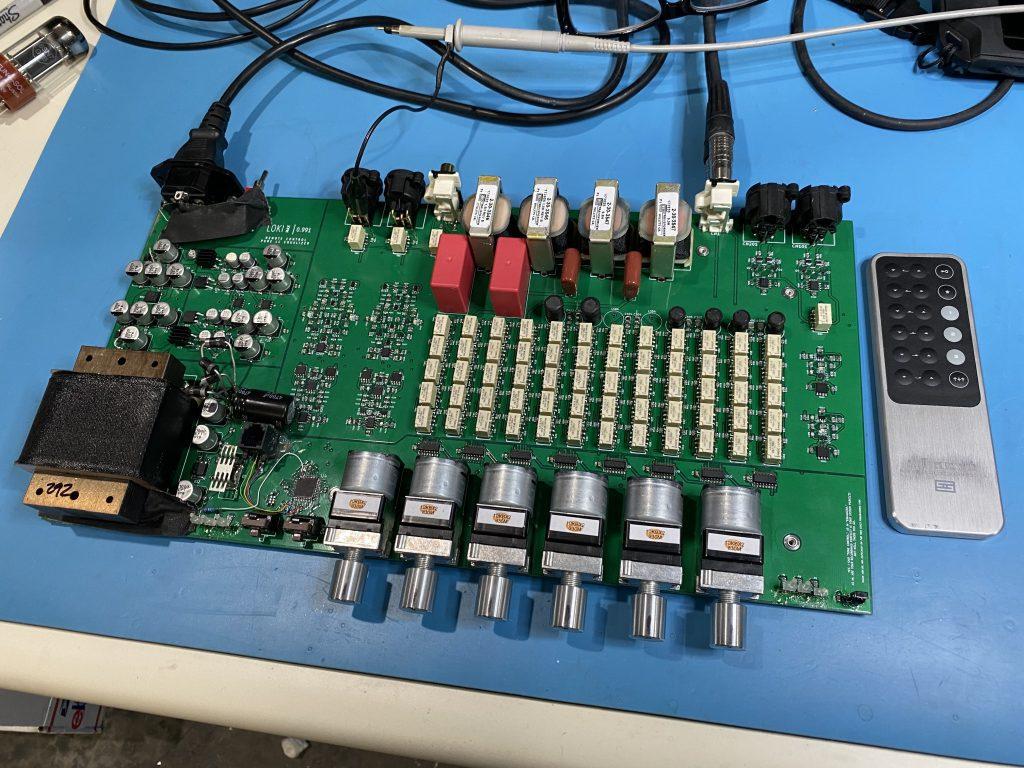 Schiit Audio Lokiest or Loki Max prototype.