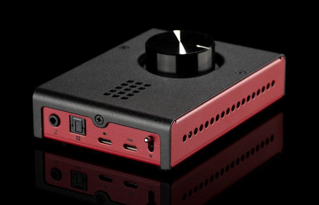 Schiit Audio Hel 2 back